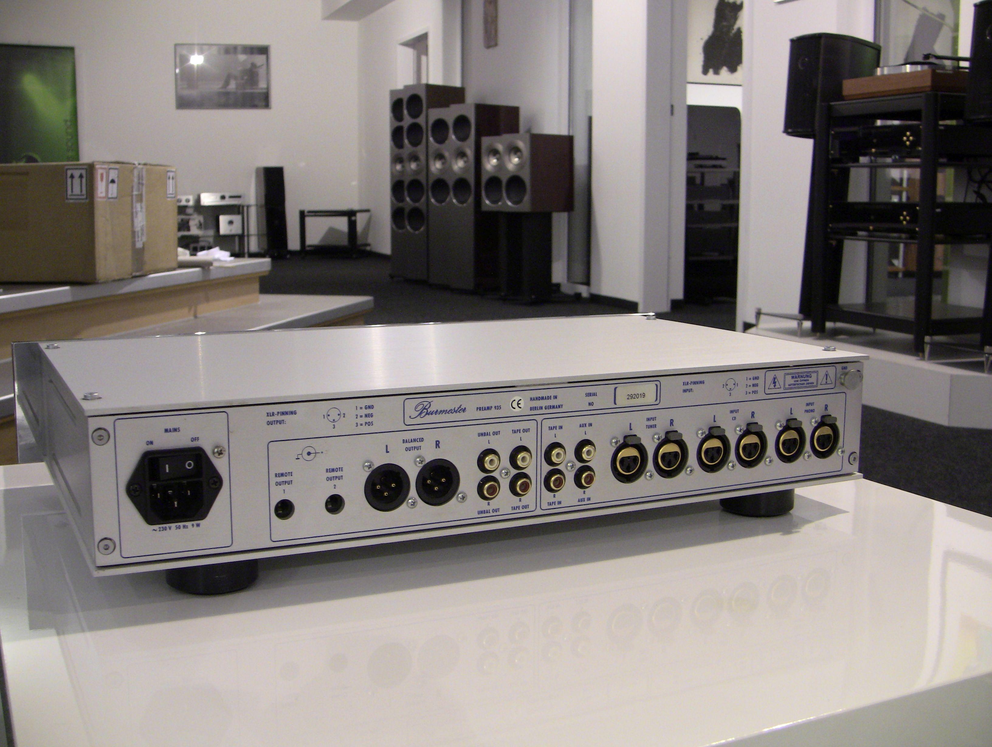 burmester 935